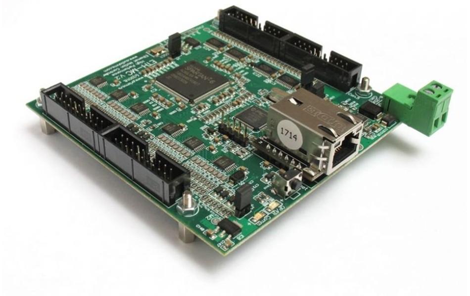 ETH-MC High performance CNC motion controller based on