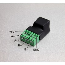 DD1 Single-ended to Differential Encoder Interface