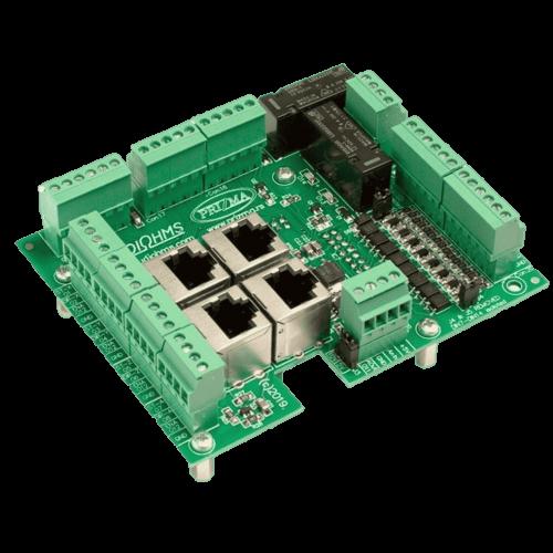USB-UIO1 Breakout Board