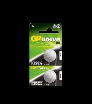 GP Baterije CR2032